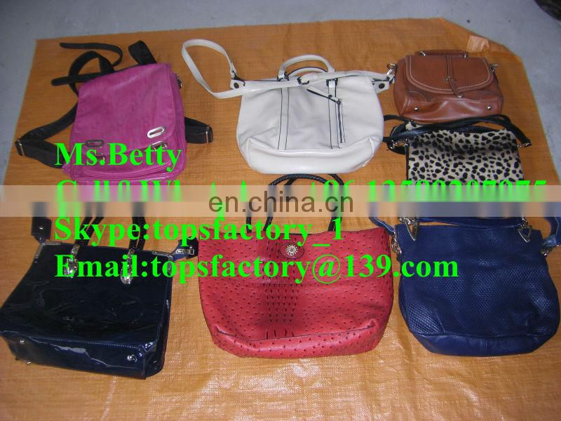 Cream Fashion used brand school bags