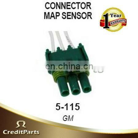 5-115 Electric Fuel Injector Connector MAP Sensor For G-M