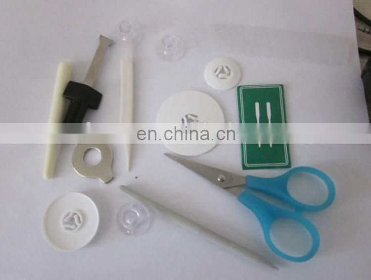 SHIPULE China Low price laser cutting computerized embroidery