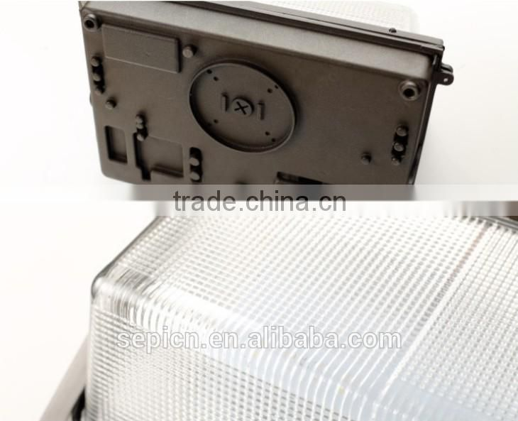 American style LED Wall pack light IP65 100w outdoor wall mounted led wall light