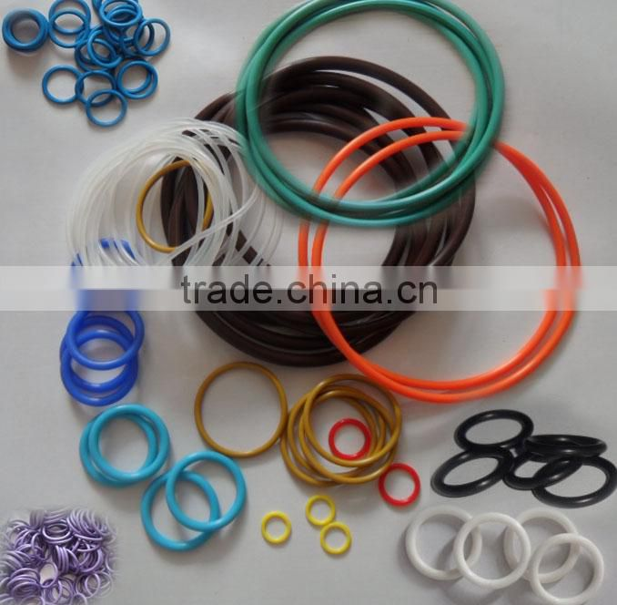 multi color plastic bangles/colorful plastic o-rings