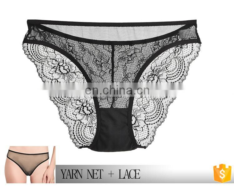 Sexy Fancy Ladies Lace Bralette Bra and Panty Set Lingerie