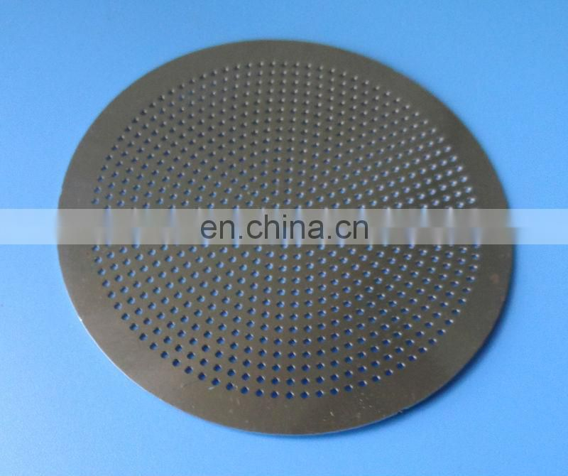 Amazing precised etching 60 micron filter mesh
