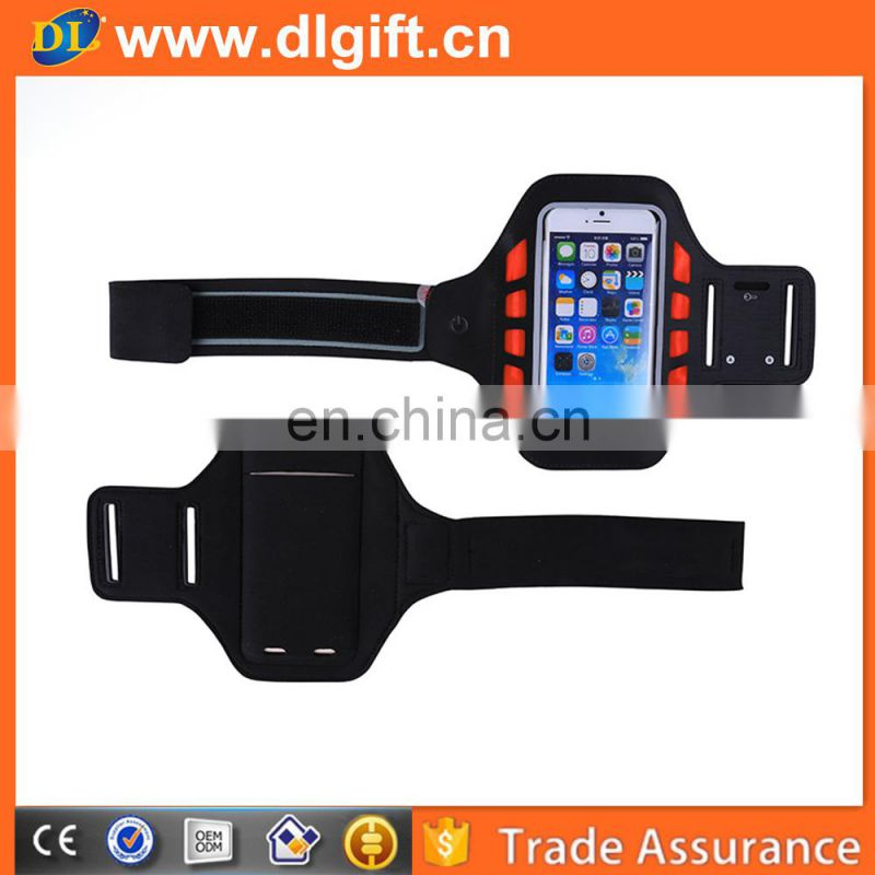 Cheap cell phone sport led armband for running sport armband for iphone