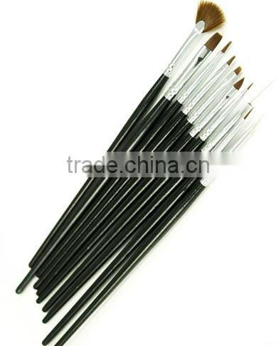 AGB-204HOT nail art Brush,Professional Nail Salon nail tools, brush nails goods,wholesales nail goods,