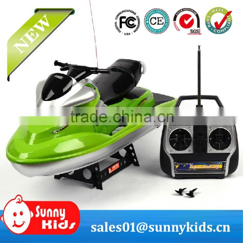 Newst!2.4Ghz High Speed Powered RC Boat For Sale