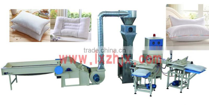 HFC-700 High Quality Small Pillow Filling Machine , Toy Making Machine