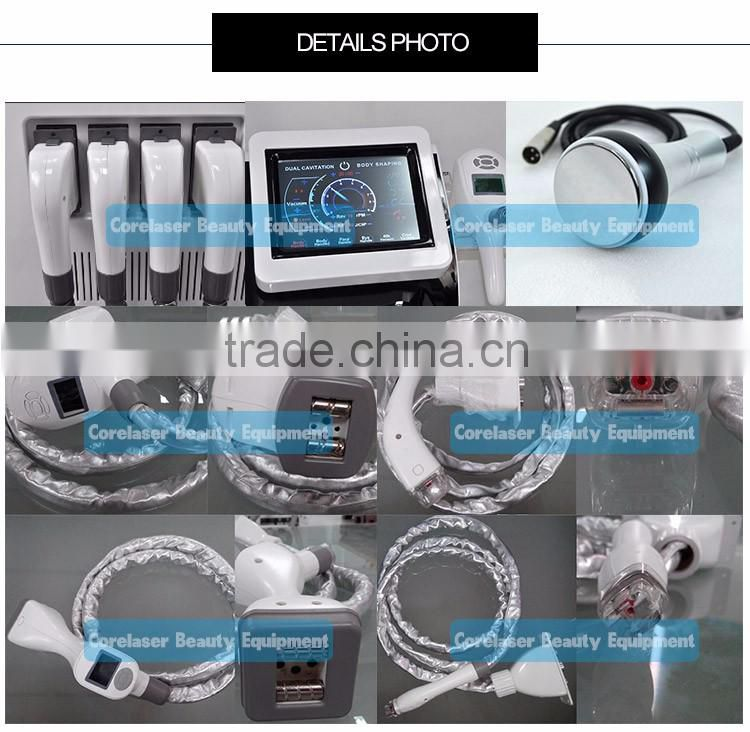 2016 new portable liposuction cavitation/ body slimming machine/ultrasonic liposuction cavitation machine for sale