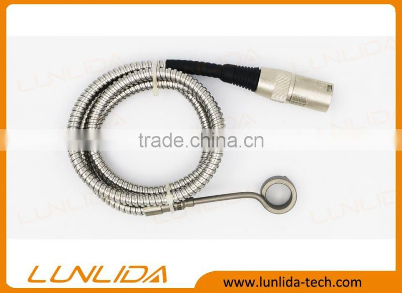 Lunlida 16mm Fiberglass Coil heater for Enail-Black of