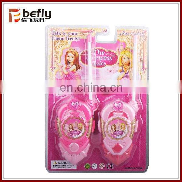 walkie-talkie toy for kids promotion toy
