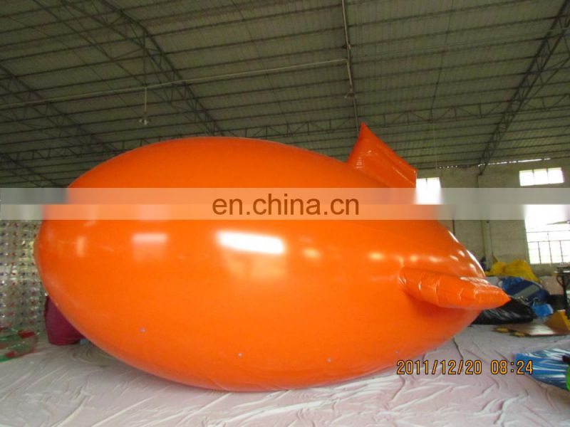China factory balloons,inflatable zeppelin helium balloon