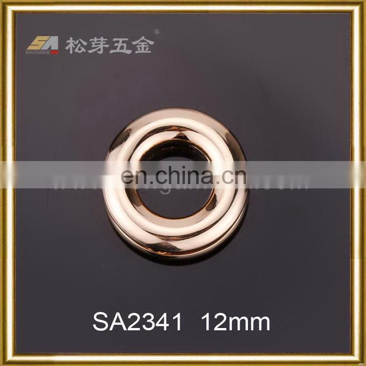 Top quality hot-sale round metal curtain eyelet