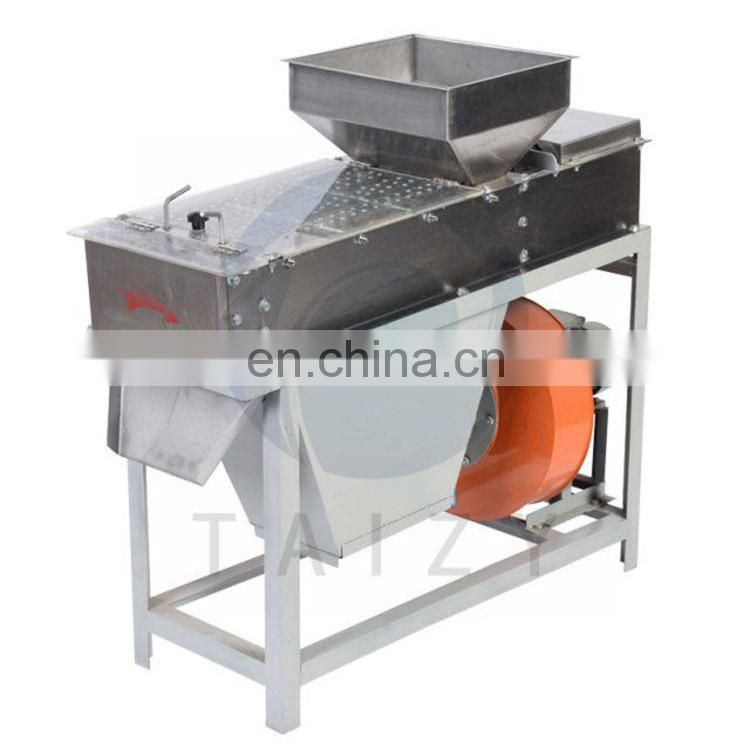 Automatic  peanut peeling machine skin remover machine of peanut peanut red cst peeling machine