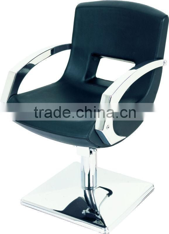 2015 Durable Hairdressing chairs with shape sponge/Colored Hair salon styling chairs