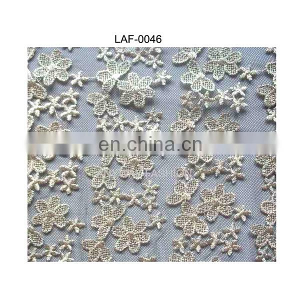 Wholesale guangzhou fabric multi-colored guipure lace;multi-colored fabric guipure lace;guipure lace multi-colored fabric