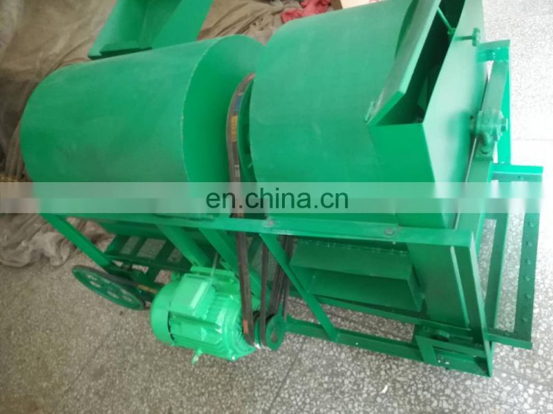 Commercial small high -yield oak peeling machine Image