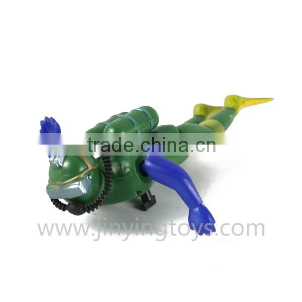 Funny wind up toys aquanaut for kids