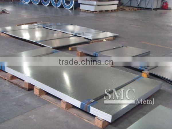 galvanized steel sheet price list