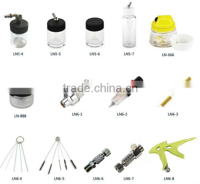 mini airbrush compressor kits for airbrush and spare part