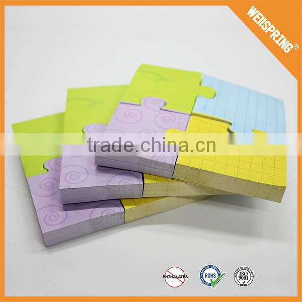 XG-7004 tear off notepad hotel notepad business card holder with notepad