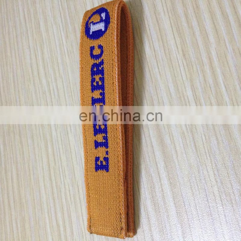 wholesale top quality polyester elastic band for notebook