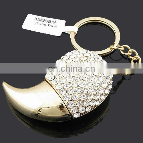 metal usb stick with key chainsilicone usb key chain