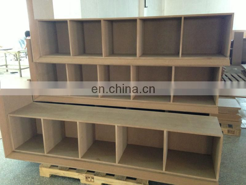 Commercial office furniture 2 drawer wood mobile file cabinet
