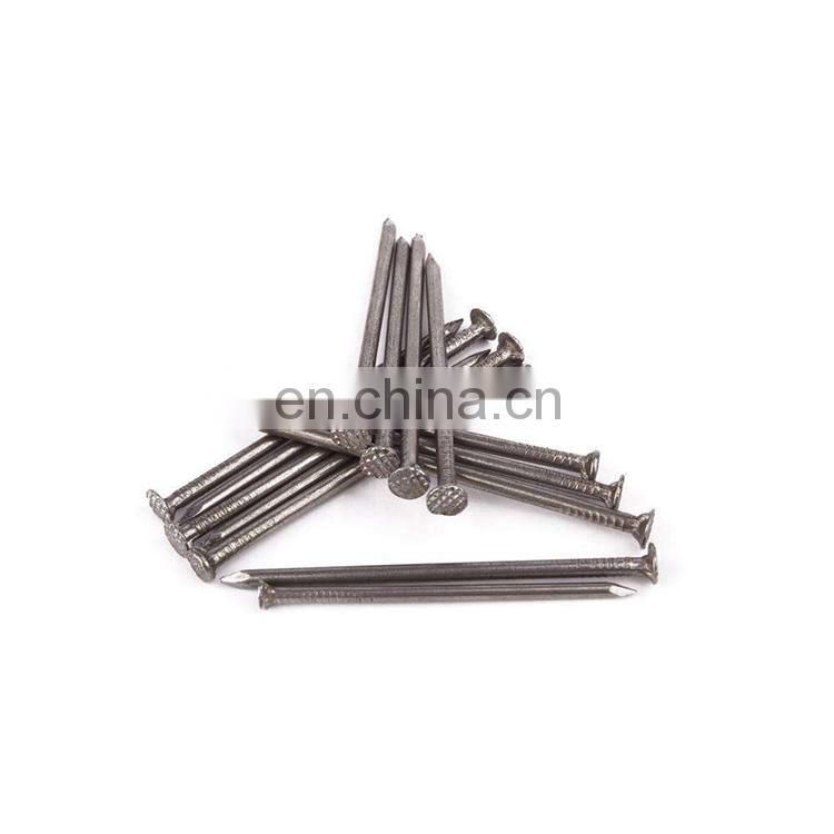 factory supply polished common round iron wire nails factory