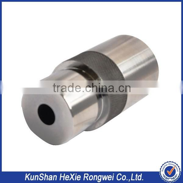 china manufacturer cnc metal parts stainless steel bushing for cheap price
