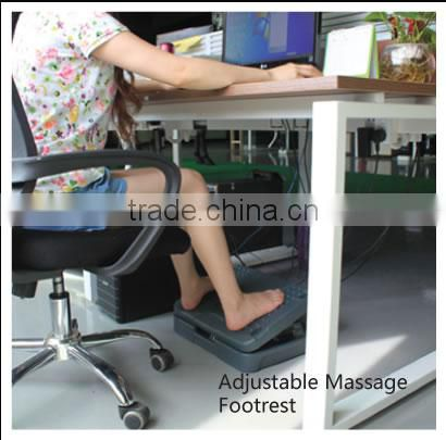 Comfortable folding footrest for Salon Furniture