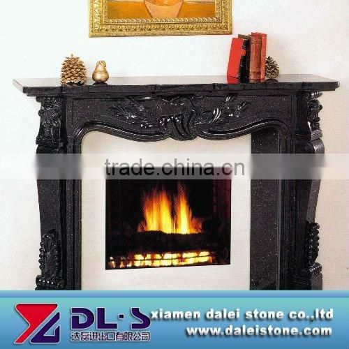 Simple Modern Fireplace