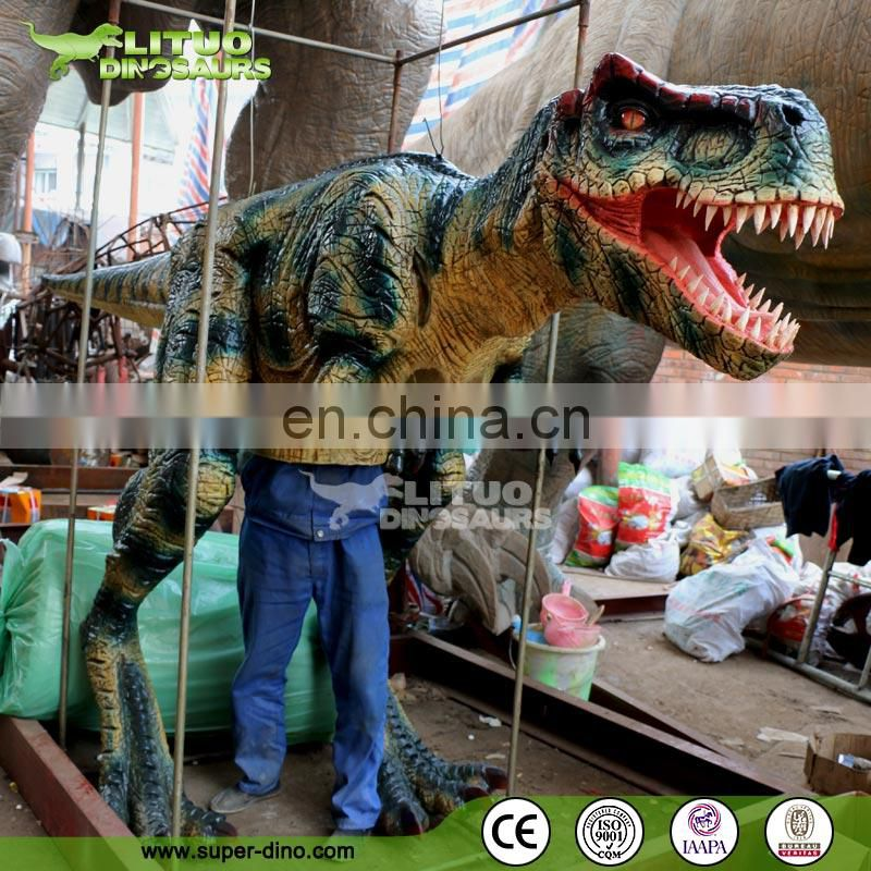 Real Dinosaur Costume of T-rex Costume Adult