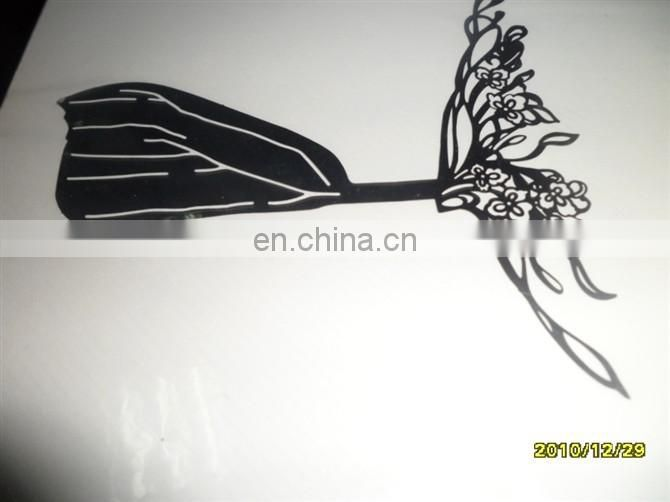 Beautiful Etching Decorative Stainless Steel Sheet