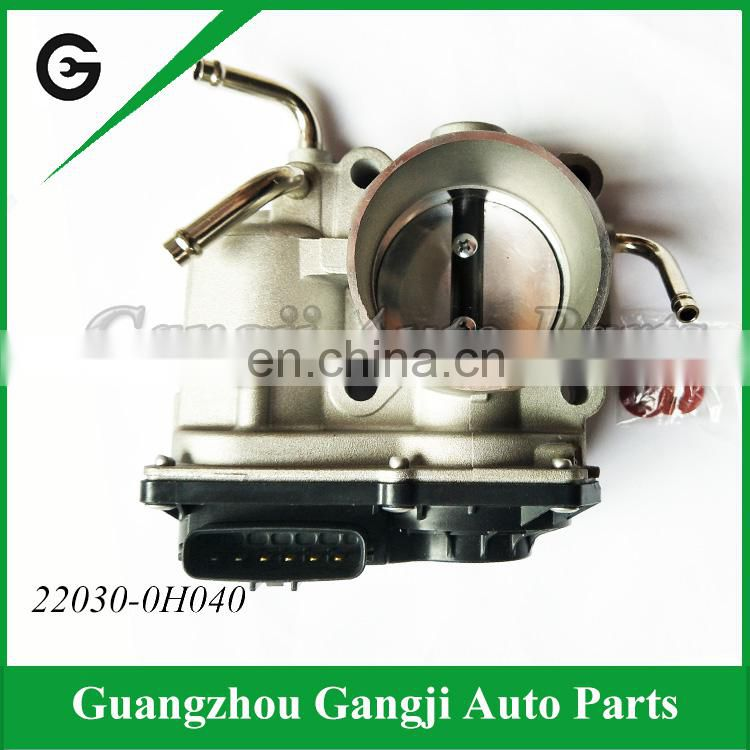 Wholesale Genuine Quality Throttle Body 22030-0H040