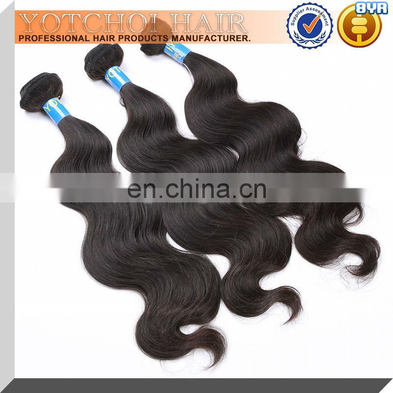 Fashion Style 6A 100% Peruvian Virgin Hair Top Quality Unprocessed Peruvian Human Hair Body Wave Human Hair