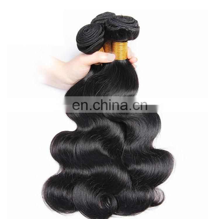 Top Grade 8A+ 100% Human Brazilian Virgin Bodywave Hair