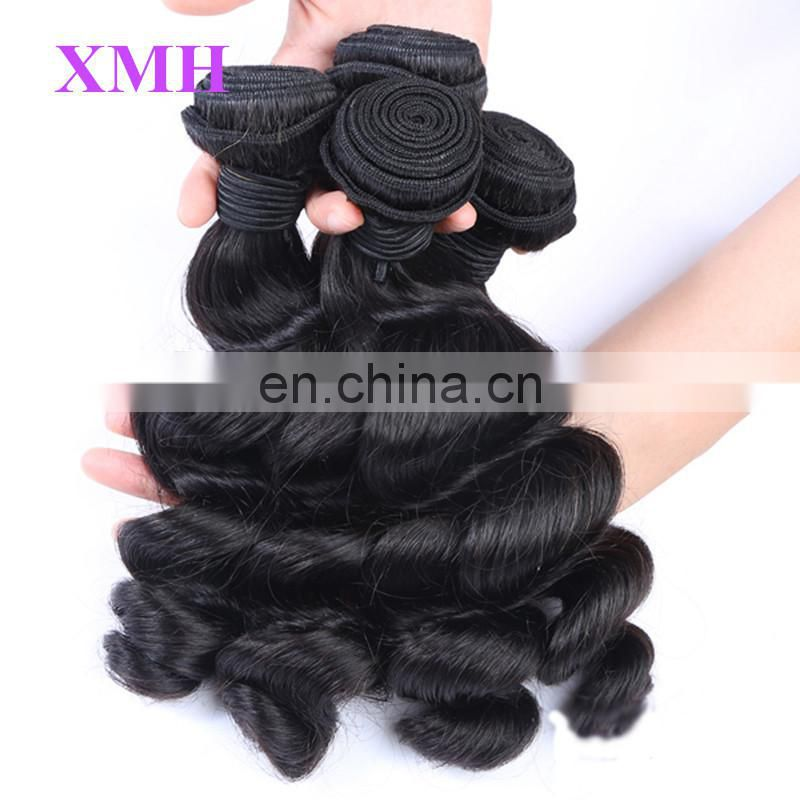 wholesale brazilian loose wave hair extensions