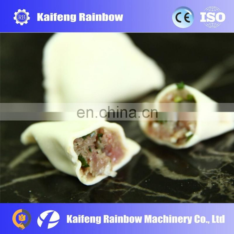 High Capacity Made in China dumpling make machine Hand Shaking Manual Dumpling Making Machine