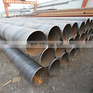 large diameter erw spiral welded steel pipe on sale