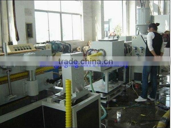 Plastic Spiral Pipe production machines