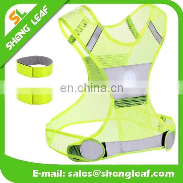 2017 polpular design of cheap reflective vest