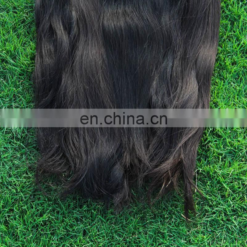 8A 1kg Malaysia Bulk Hair raw unprocessed virgin hair Natural malaysian virgin hair