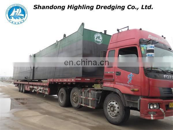 20 inch hydraulic cutter suction dredger for sale