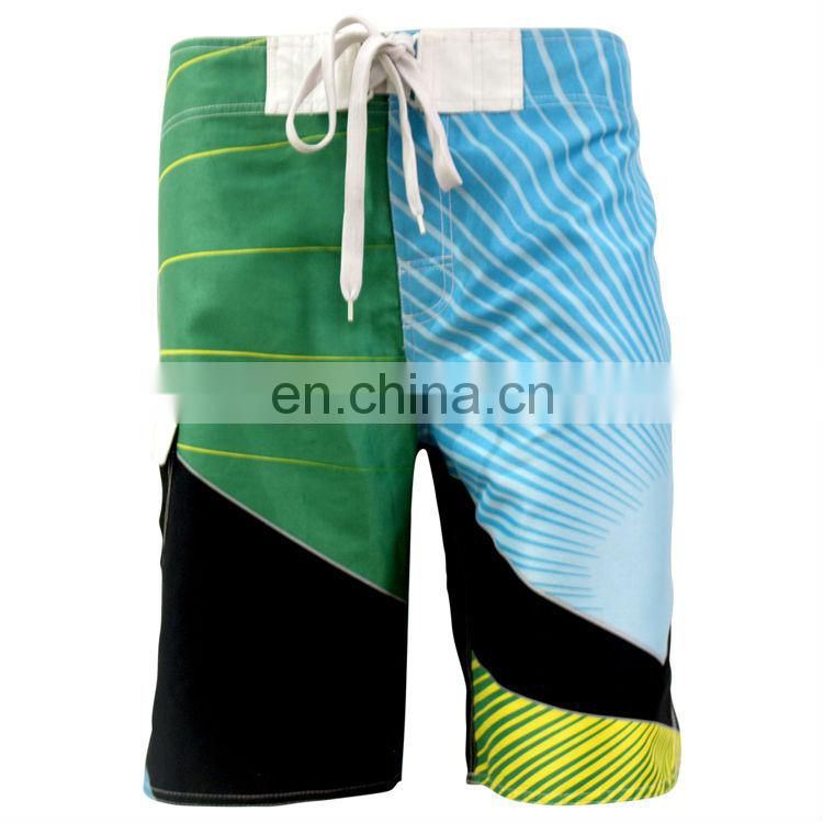 Beautiful and breathable board shorts custom 100 polyester jogging shorts