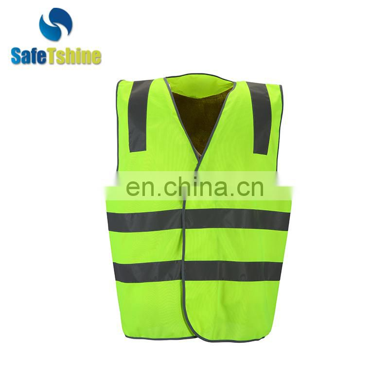 Hot selling high quality OEM service reflective security vest