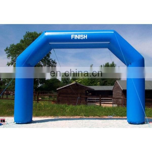 cheap inflatable race arch inflatable finish line arch for event