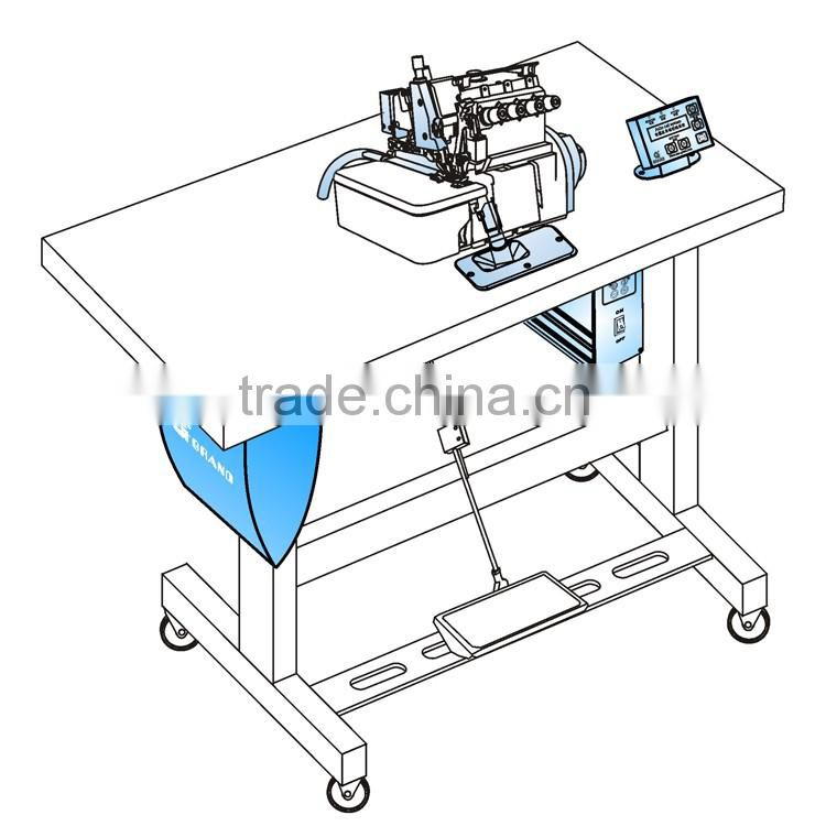 Dd Motor Automatic Induction Suction Thread Cutting Device For