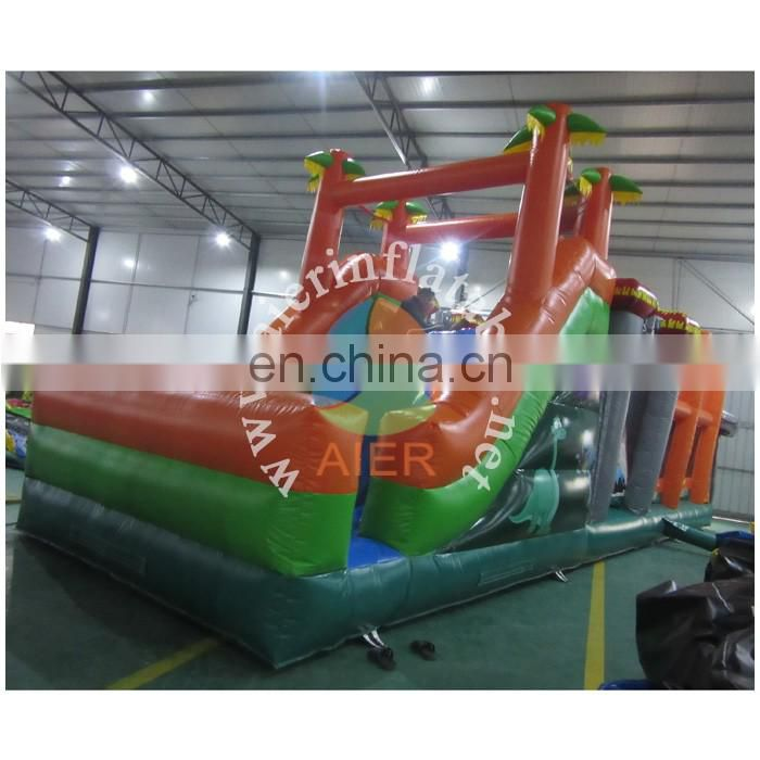 Gragon Inflatable obstacle course