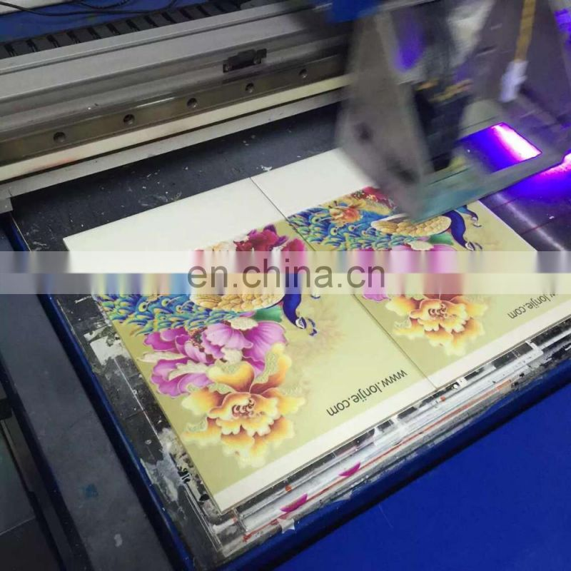 8 color high resolution marble uv printer for sale
