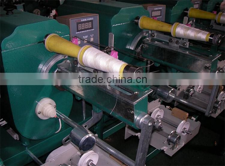 New design thread cone winding machine with high output